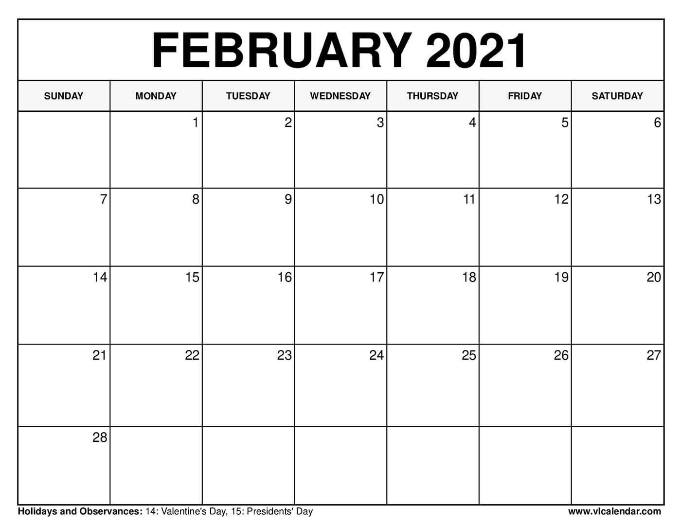 Free Great Calendar-2021 Printable Calendars With Time Slots