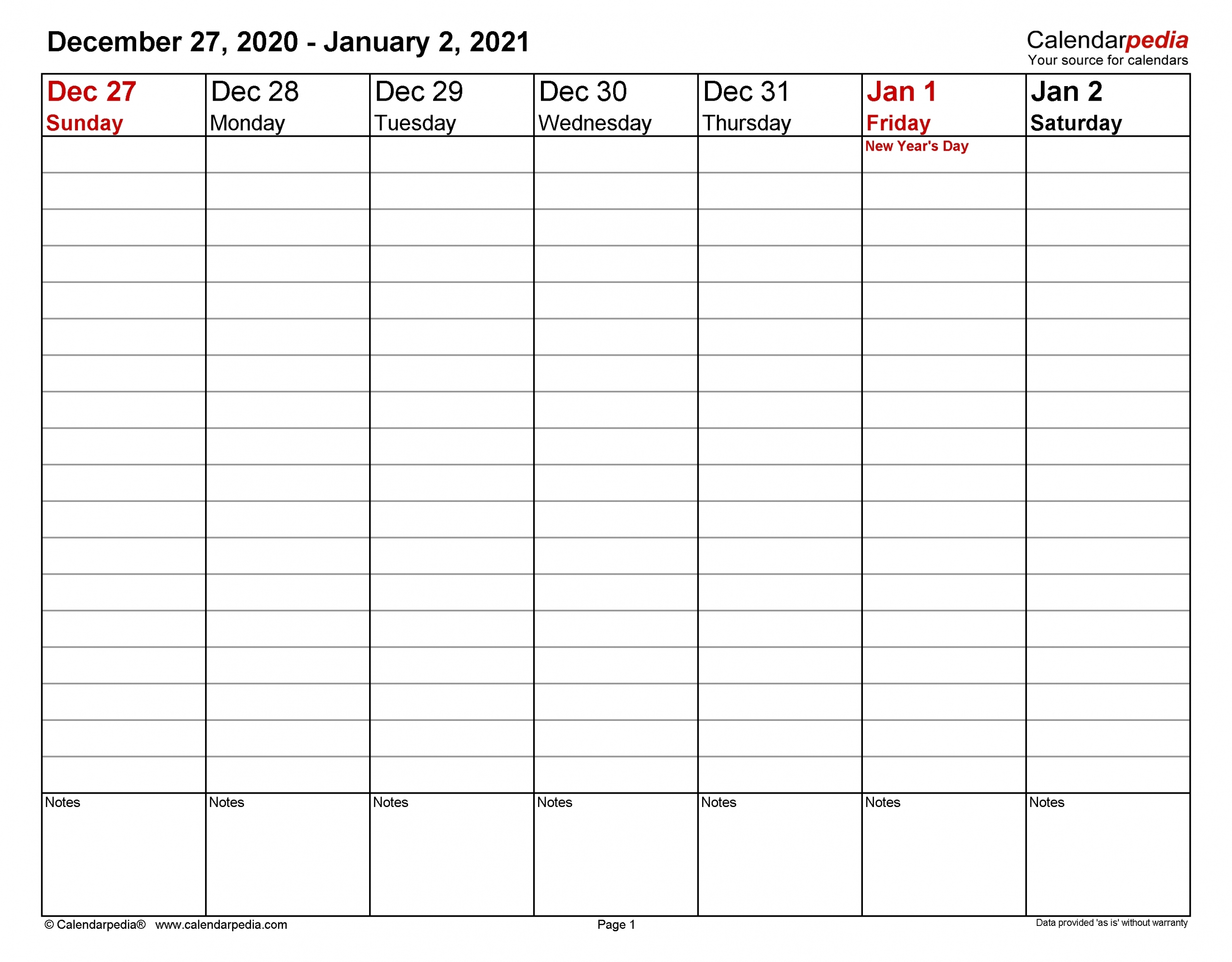 Free Printable Weekly Calendar With Time Slots 2021   Excel-2021 Printable Calendars With Time Slots