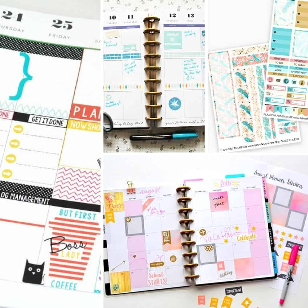 Happy Planner Free Printables That Are Incredibly Awesome-Free Printable 2021 Happy Planner