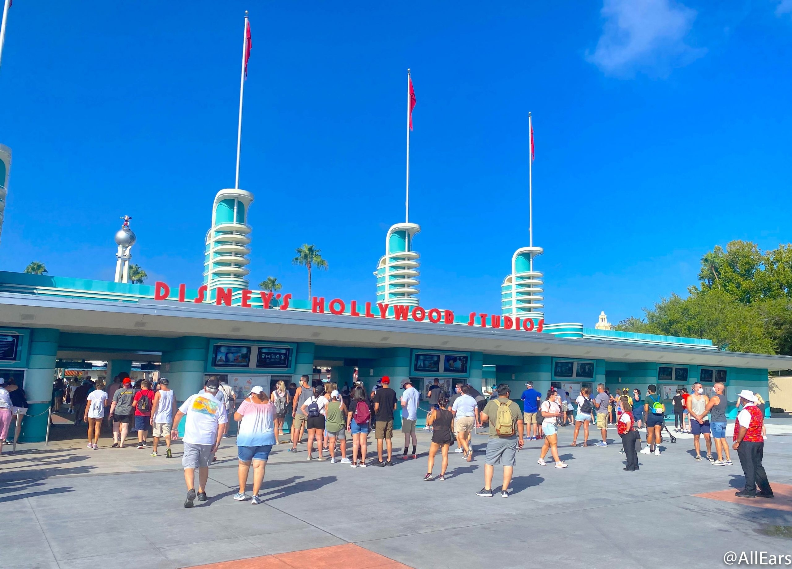 How Busy Is It In Disney World Right Now? Here'S What The-Labor Day 2021 Wdw Crowds