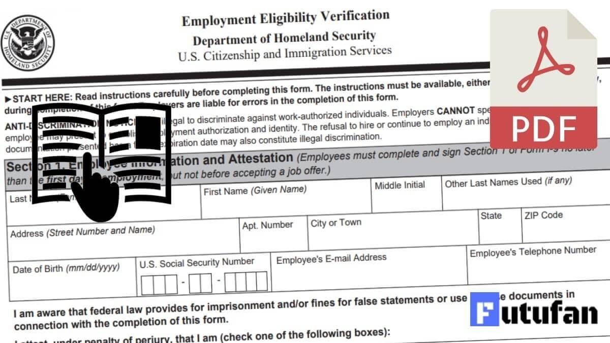 I9 Form 2021 - I-9 Forms-Blank I9 2021