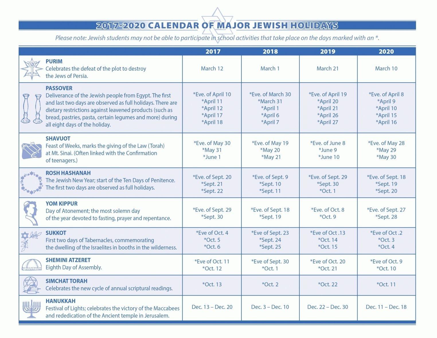Jewish Calendar Year 2019 - Swifte | Jewish Calendar-Jewish Calendar May 2021