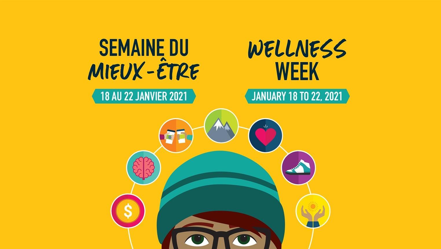 Mental Health And Wellness | University Of Ottawa-Monthly Wellness 2021