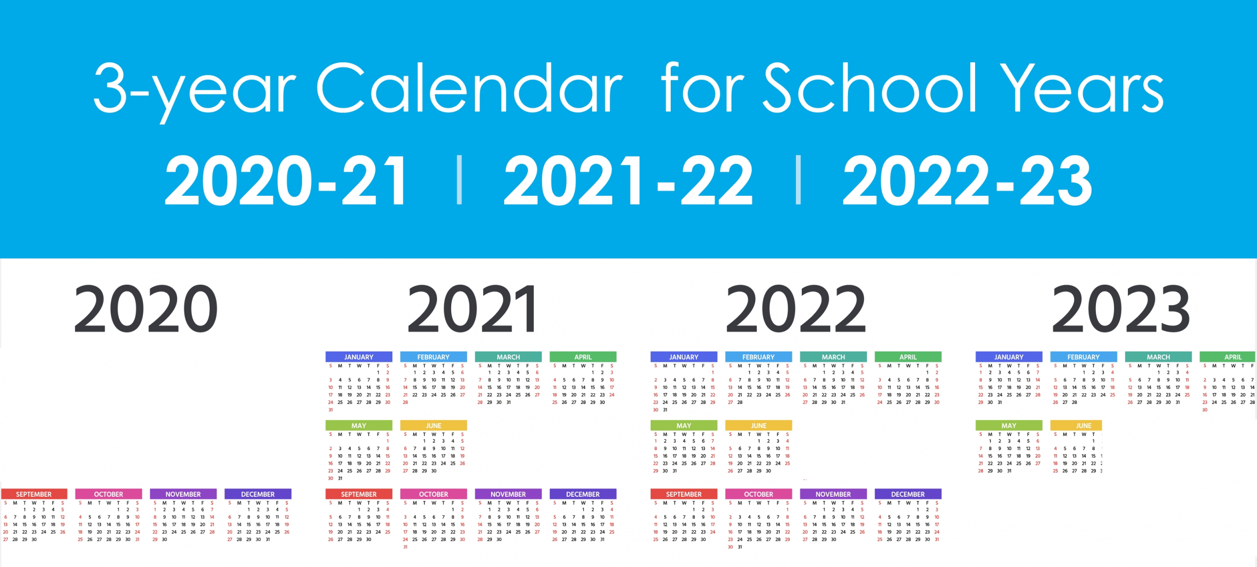 Opportunity For Feedback On District'S Proposed 3-Year-Three Year Calendar 2021