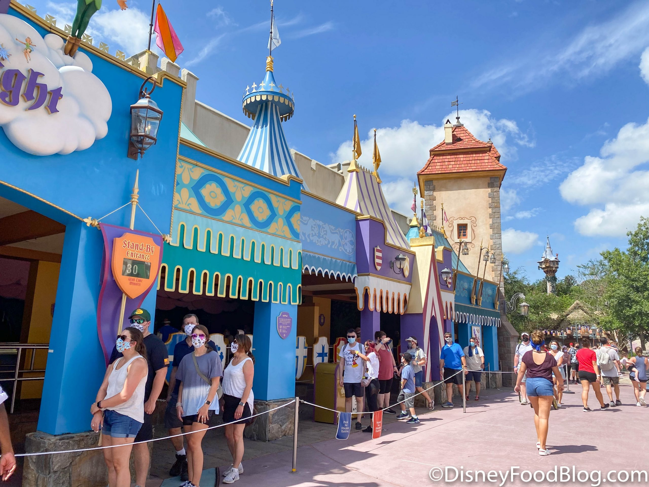 Photos And Videos! Check Out The Labor Day Crowds In Disney-Labor Day 2021 Wdw Crowds