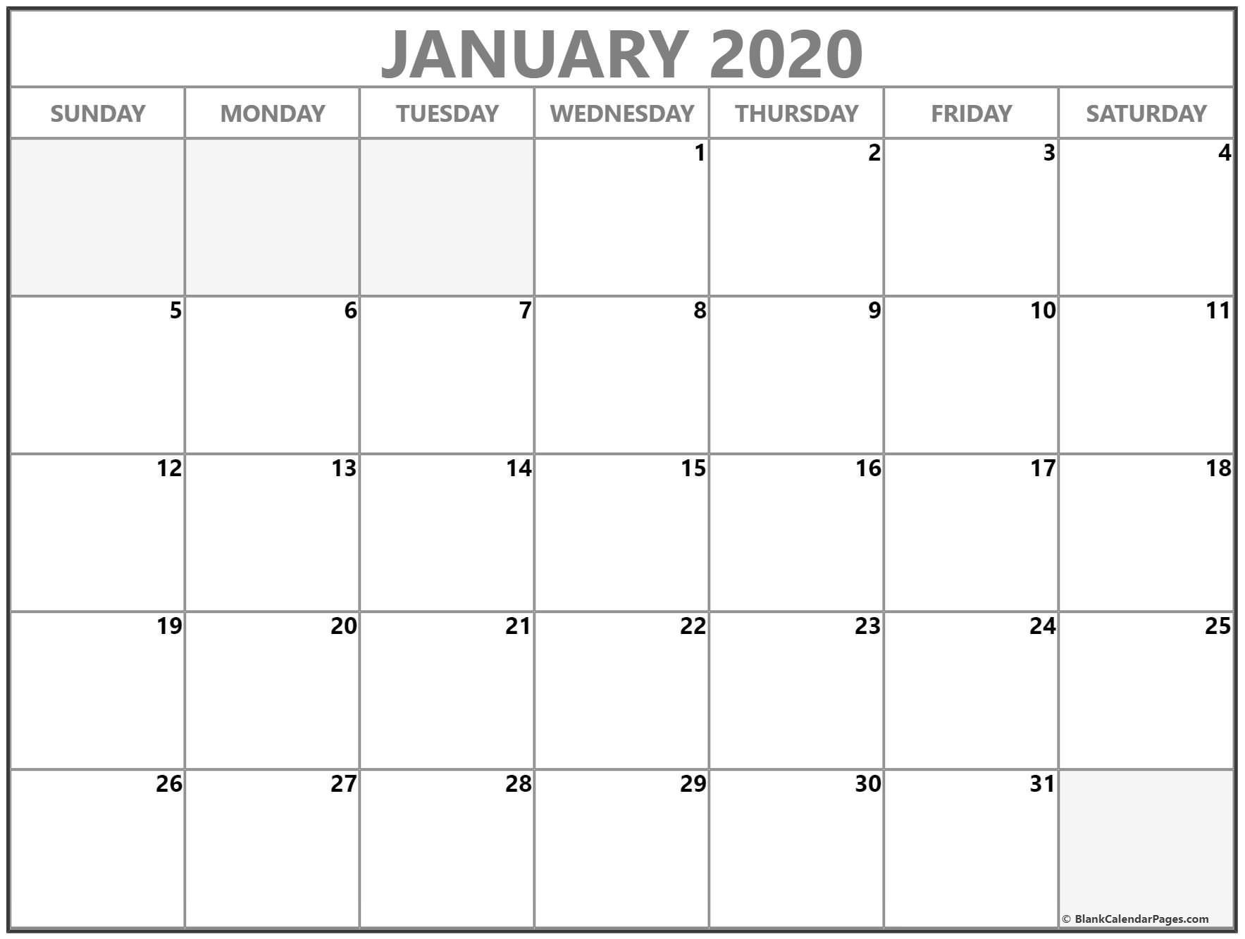 Remarkable Free Printable Calendars Without Weekends-Free Blank No Date Printable Calendar 2021