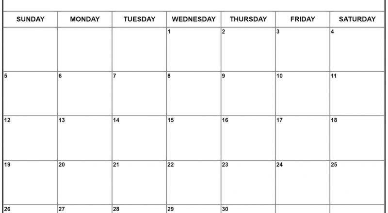 September 2021 Calendar | Blank Monthly Calendar Template-Printale Blank Calendar Fill In 2021