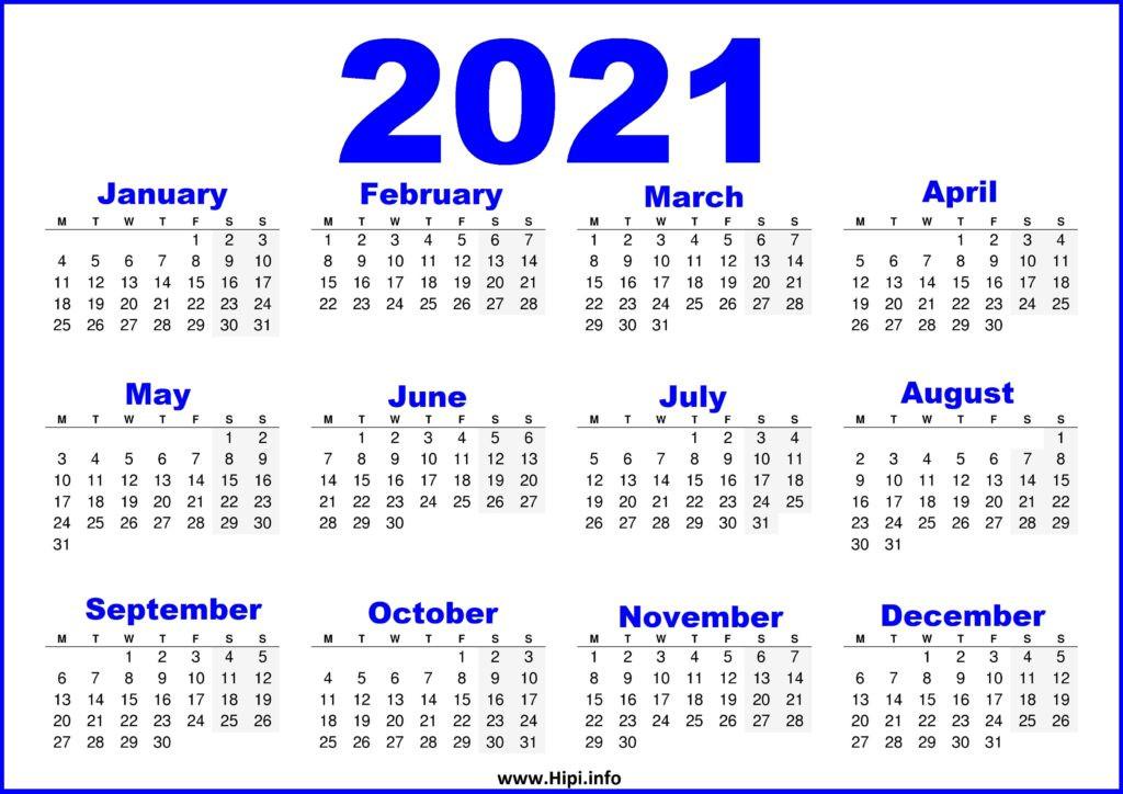 Free 2021 Queensland Calender To Down Load   Calendar ...