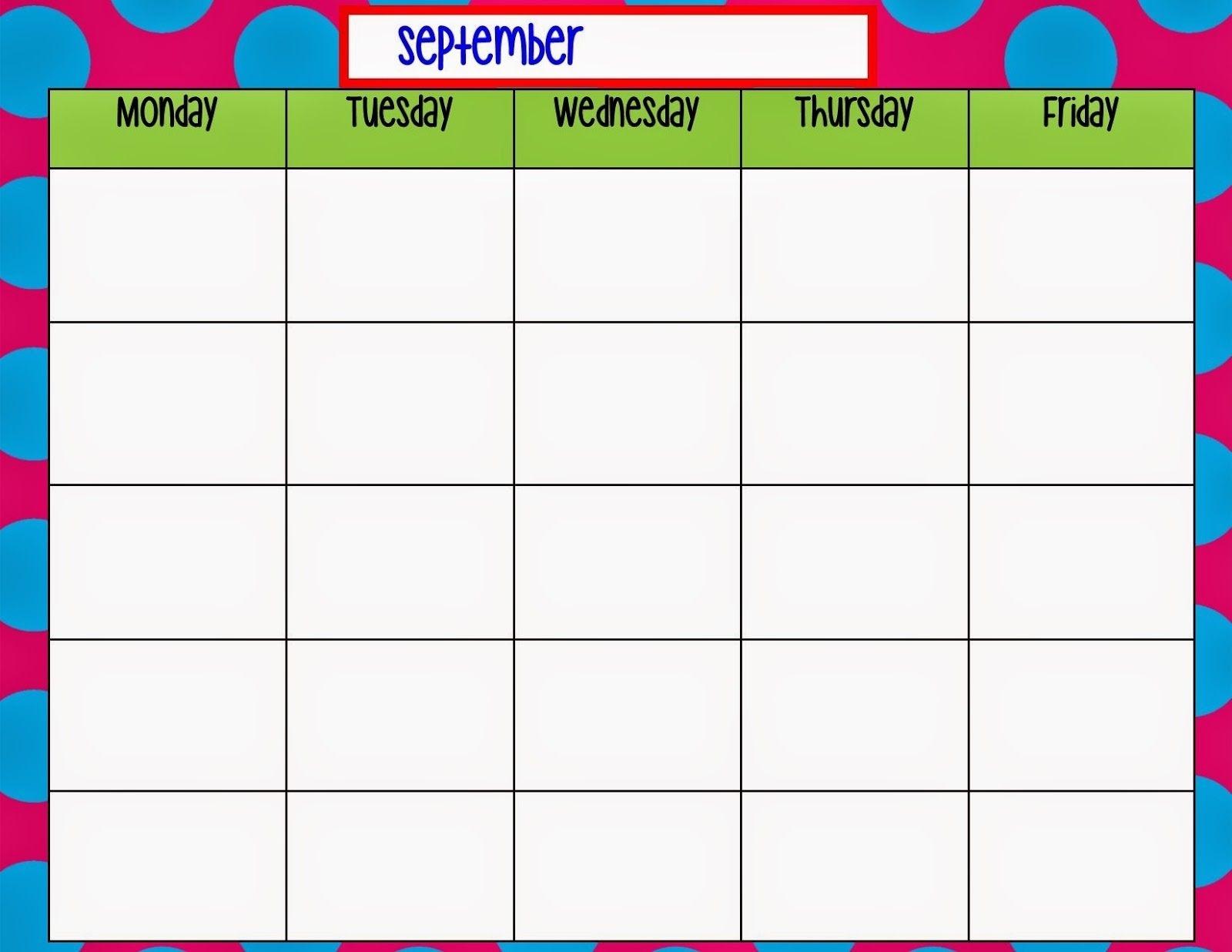 2021 Calendar That Shows Only Monday Through Friday-Free Printable Hourly Calendar 2021