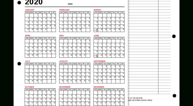 2021 Employee Attendance Calendar | Printable Calendars 2021-Downloadable 2021 Employee Vacation Schedule