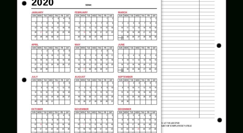 2021 Printable Attendance Tracker | Calendar Template-2021 Employee Vacation Calendar