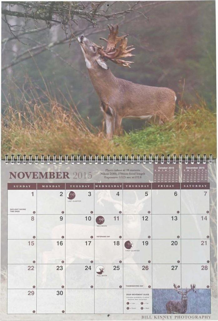 2021 Rut Predictor In Pa | Calendar Template Printable-Florida 2021 Deer Rut Prediction