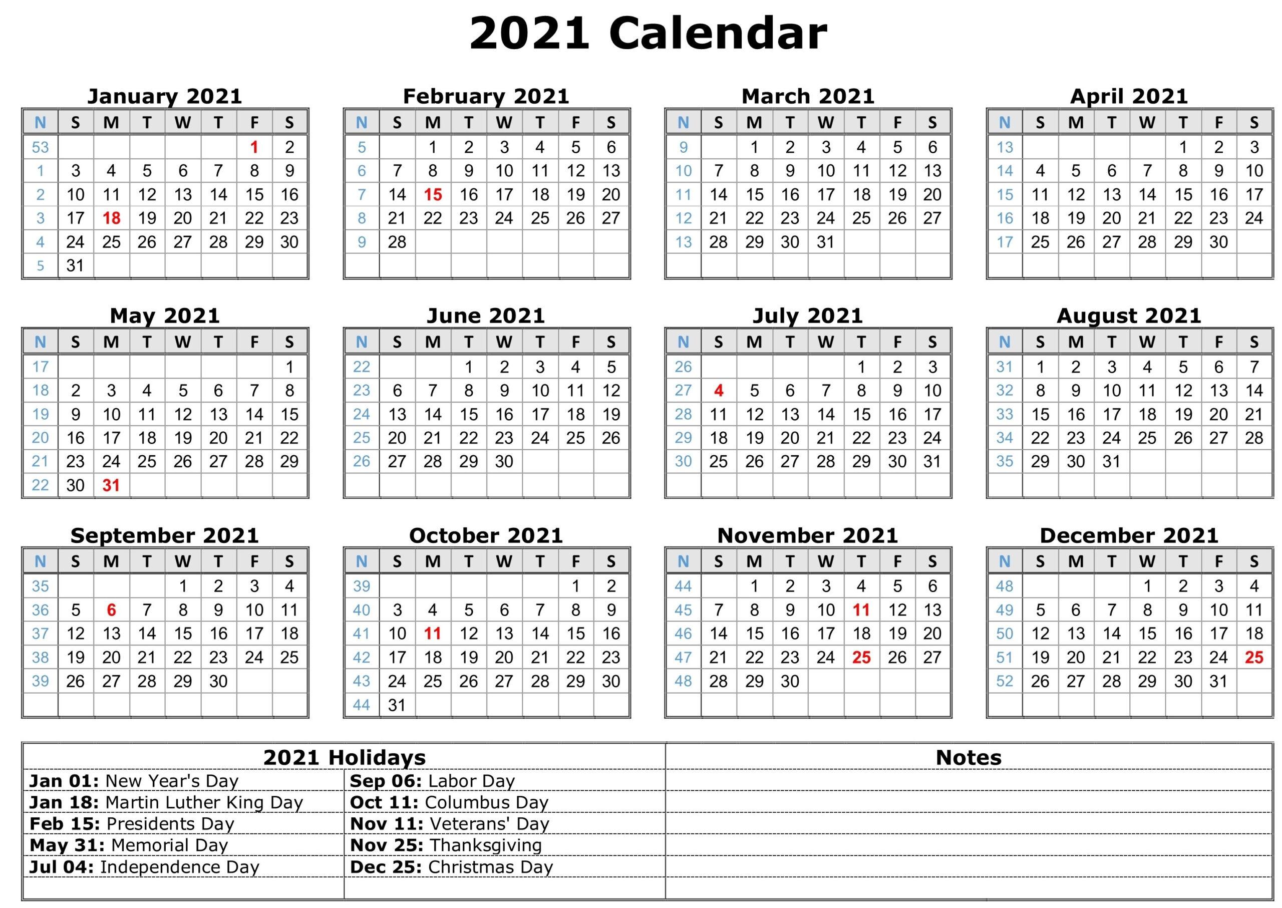 4 Month Fillable Calendar 2021 - Template Calendar Design-Printable Bill Payment Calendar 2021