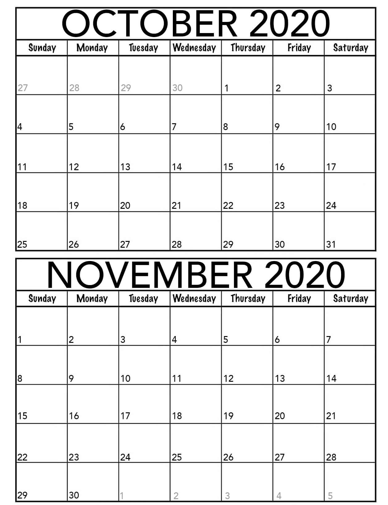 Blank Fill In Calendars 2021 Printable | Calendar-Fill In Calendar January 2021
