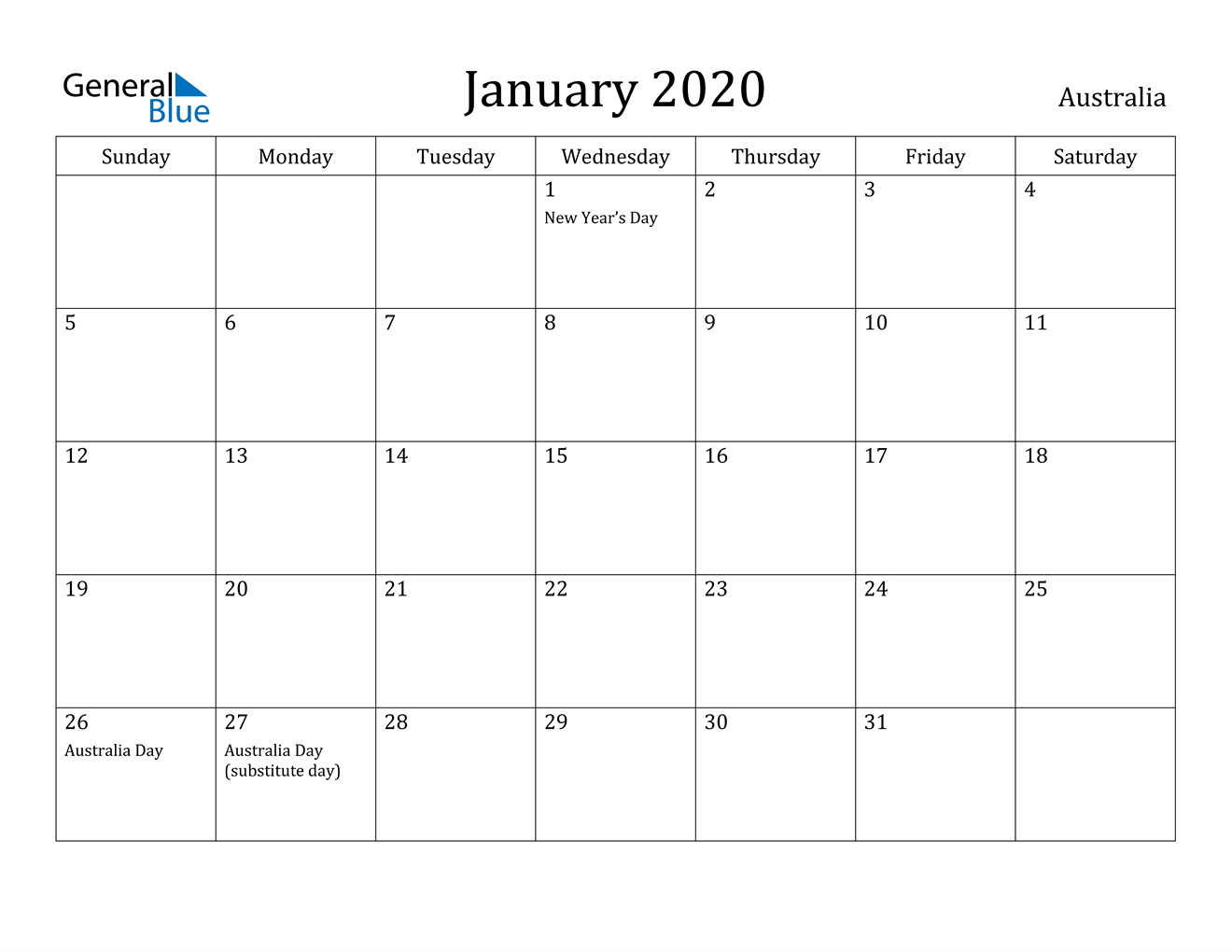Catch 2020 Printable Calendar Australia By Month-Rut In Wv 2021