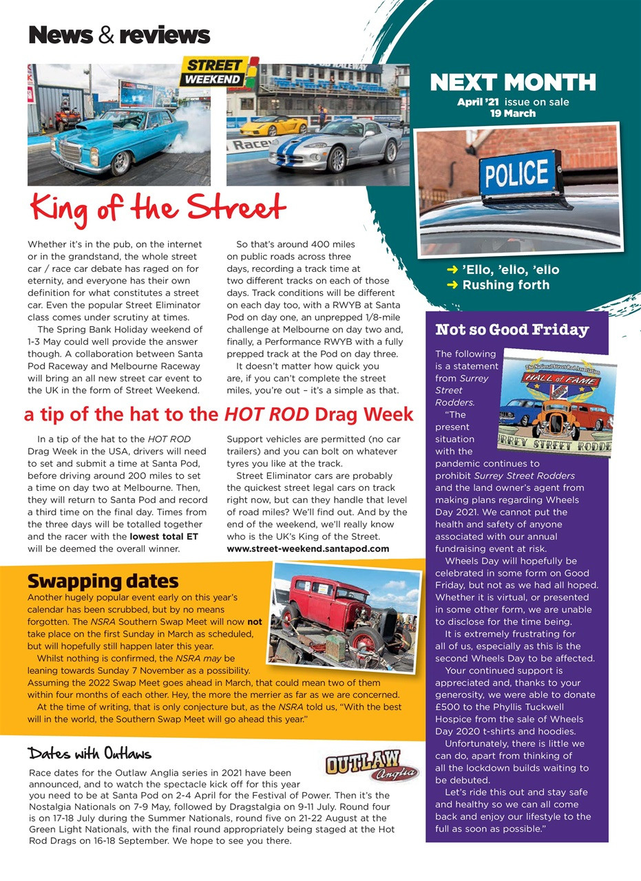 Custom Car Magazine - April 2021 Subscriptions   Pocketmags-April 2021 Bill Payment