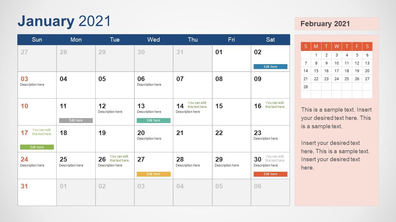 Editable 2021 Calendar Editable Free Calendar Template-Free Editable Calendar Template 2021 Excel