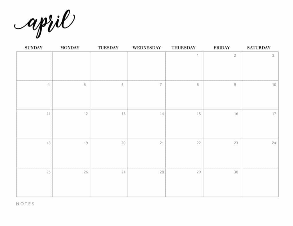 Free Printable 2021 Calendar - World Of Printables-Printable 81/2 X 11 January 2021 Calendar