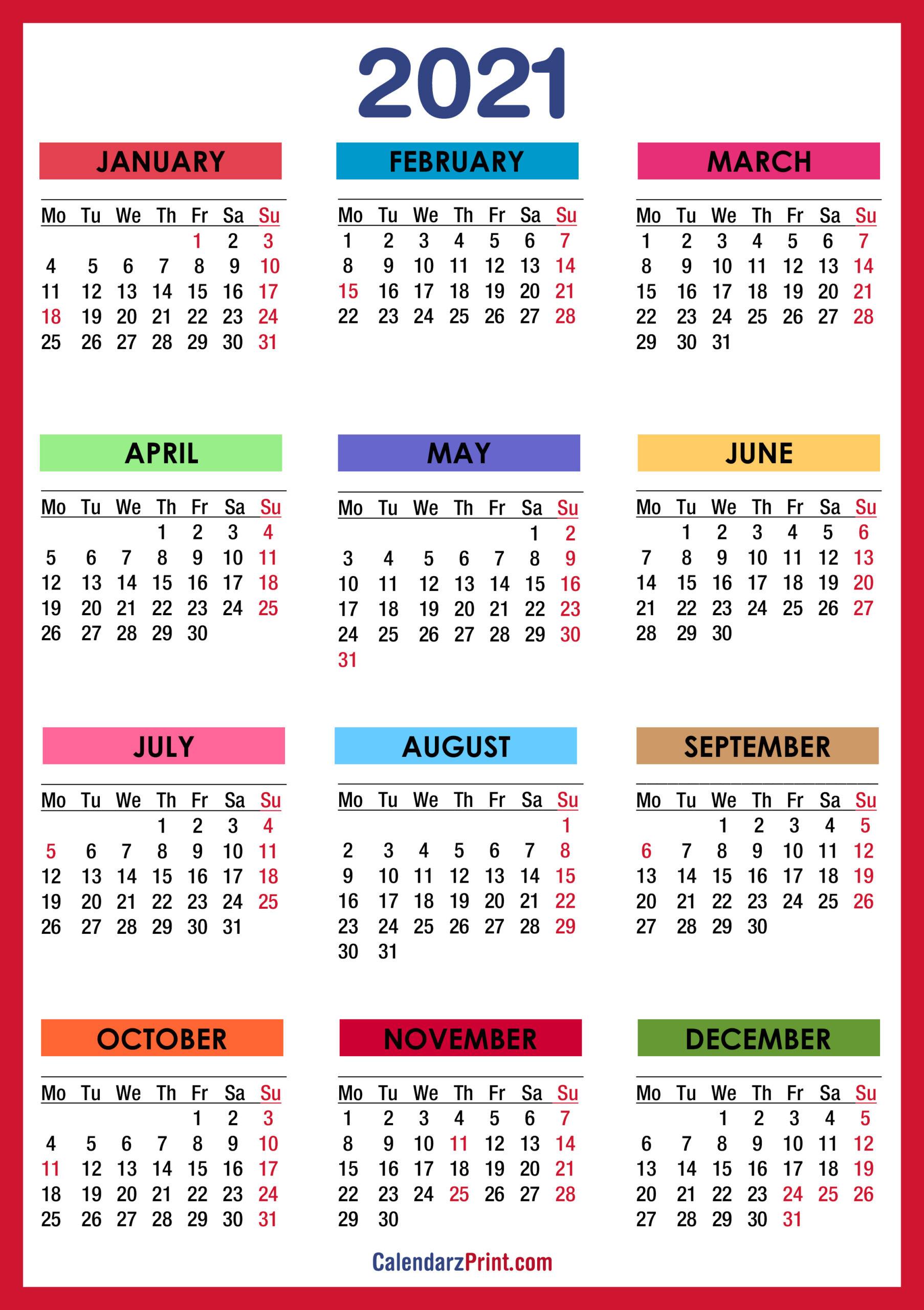 Free Printeable Pocket Calendar For 2021   Calendar-Printable 2021 2021 School Calendar