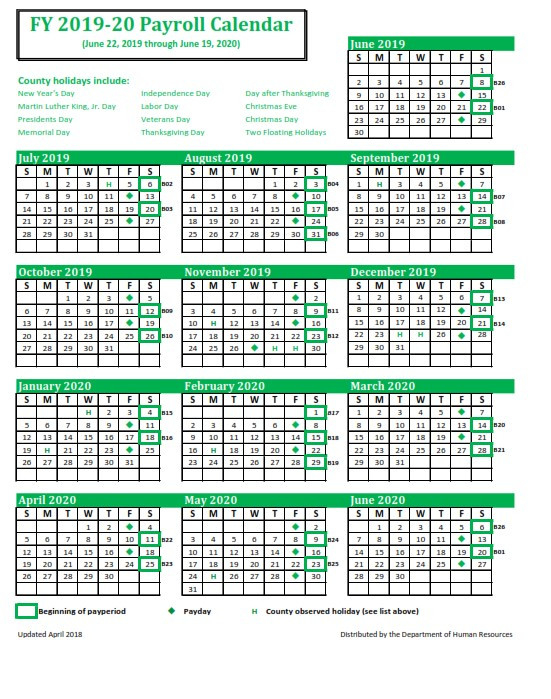 Henrico County Pay Period Calendar 2020 | 2021 Pay Periods-2021 Payroll Calendar Semi Monthly