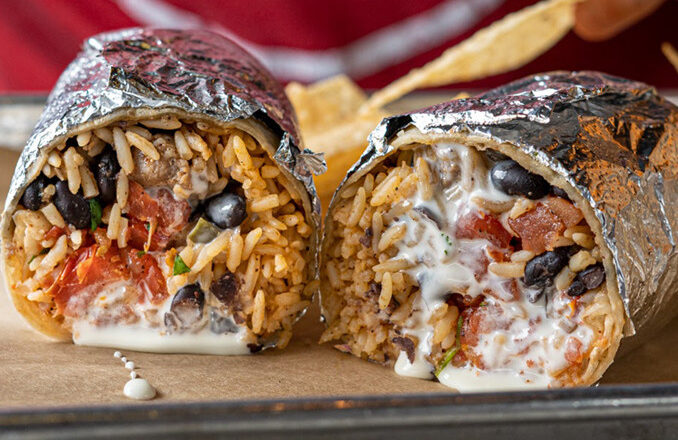 National Burrito Day Deals And Specials Roundup For April-National Food Day 2021