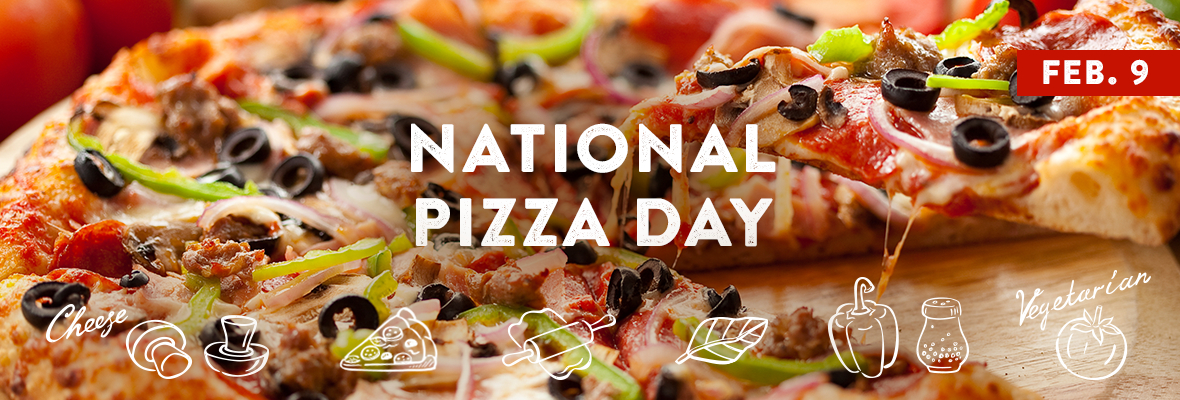 National Pizza Day 2021 - Usa - Viral Hub-National Food Days 2021