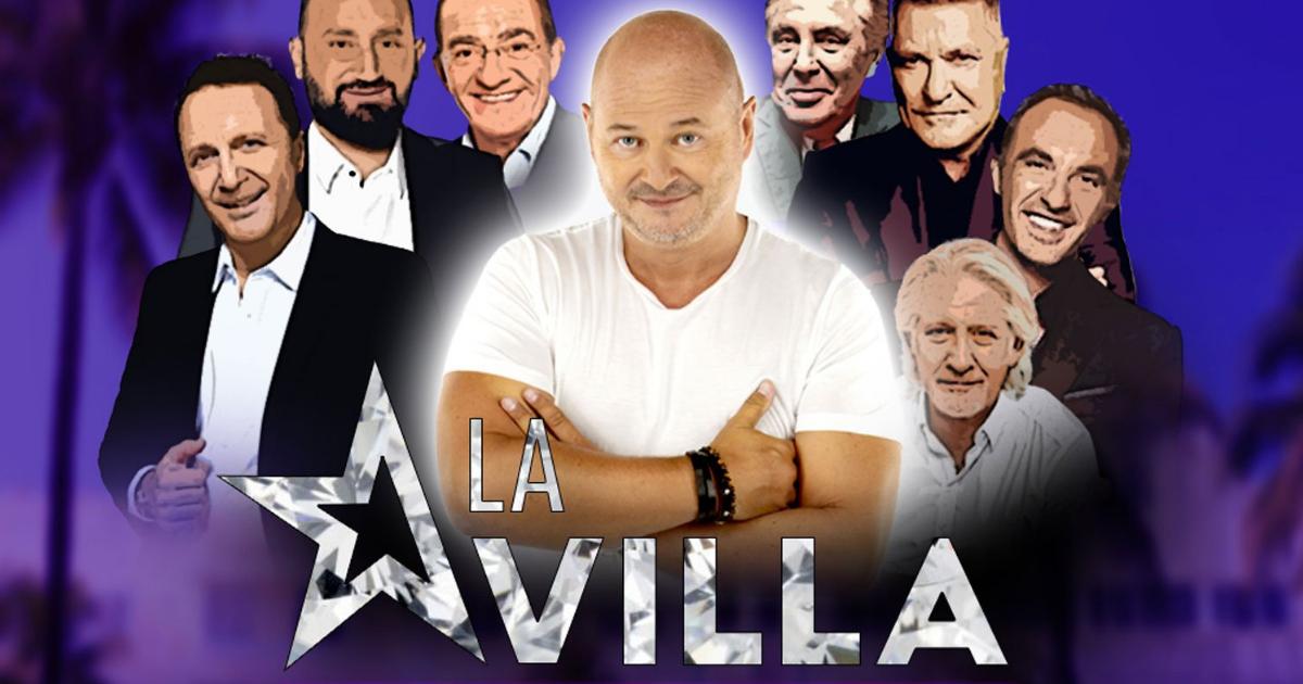 Nrj Belgique   La Villa Des Animateurs : Les Marseillais À-Louisiana W9 2021