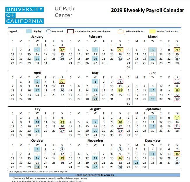 Pay Period Calendar 2021 Ucla | 2021 Pay Periods Calendar-2021 Payroll Calendar Semi Monthly