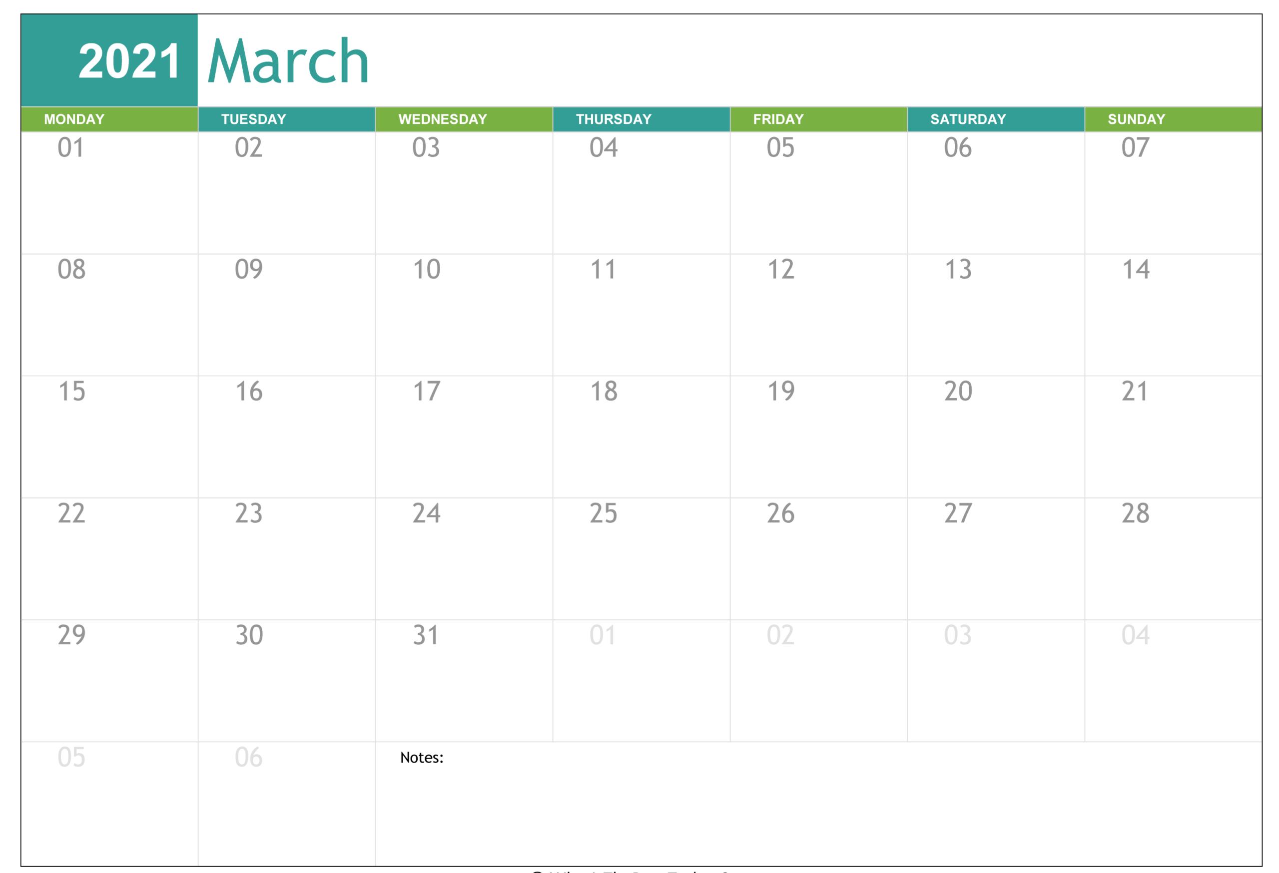 Print March 2021 Calendar Uk Bank & Public Holidays - Web-2021 Uk Calendar With Bank Holidays