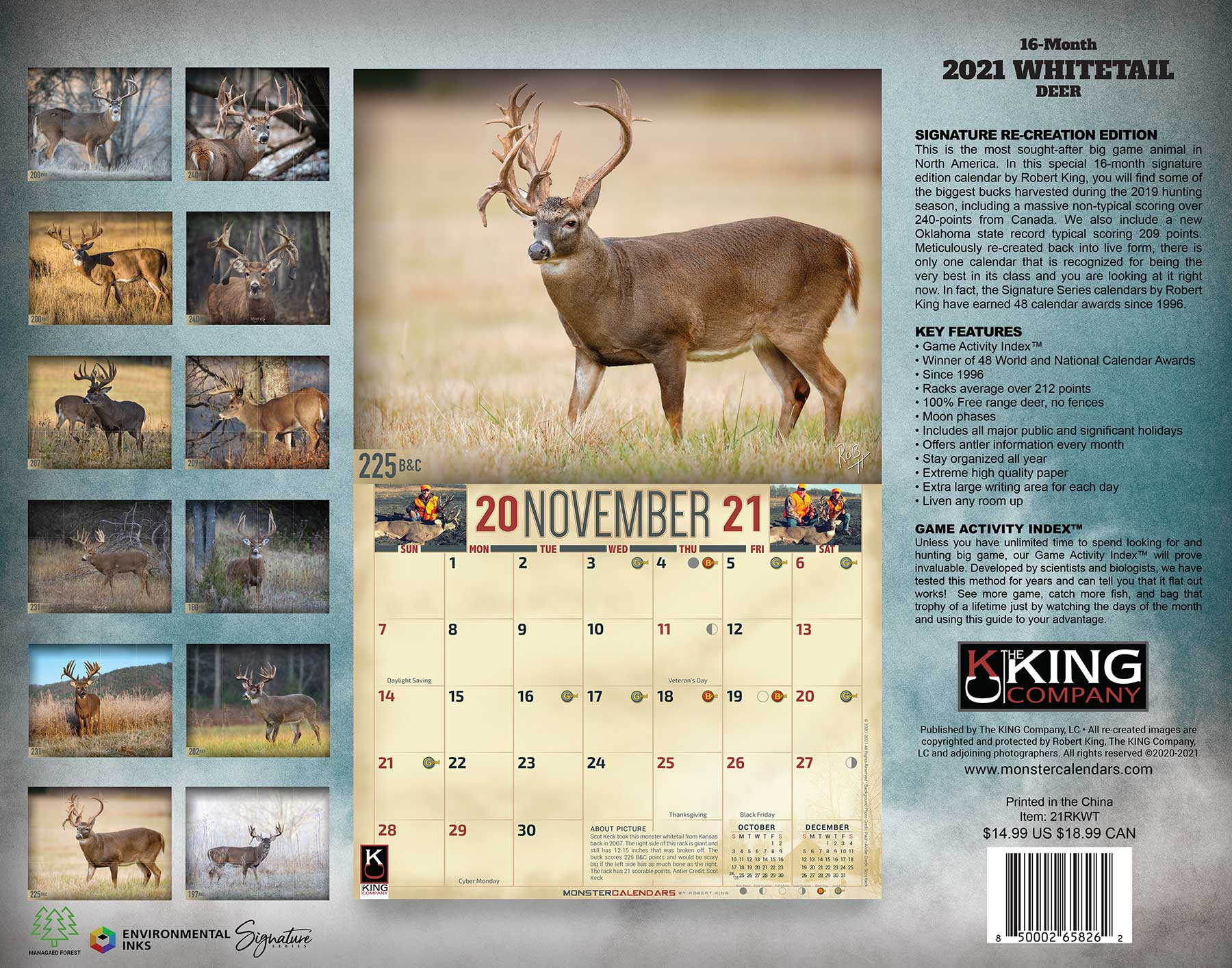 Rut Calendar 2021 | 2021 Calendar-Florida 2021 Deer Rut Prediction
