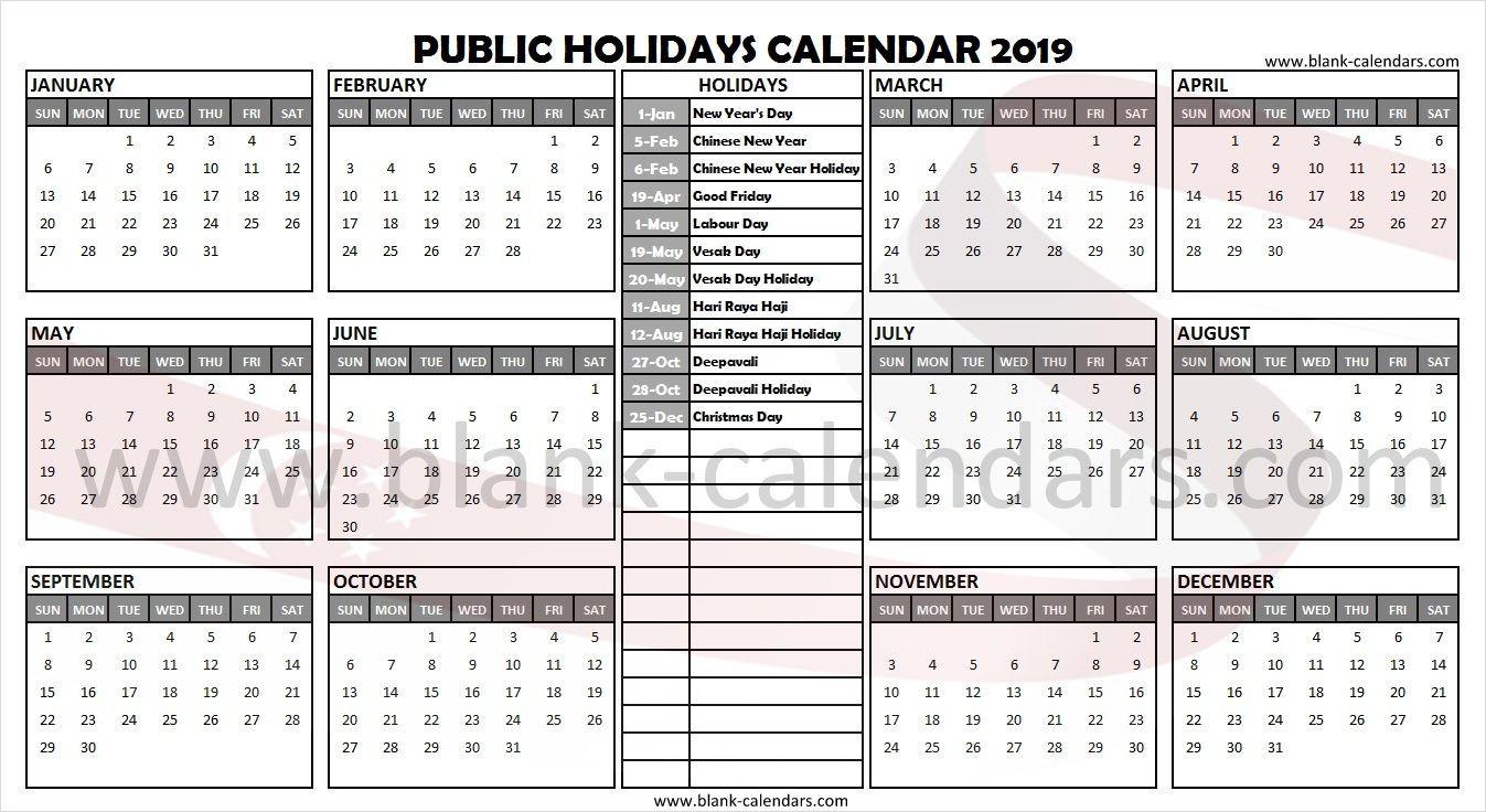 Singapore Holidays 2019 Calendar   Holiday Calendar-2021 Sri Lankan Calendar With Mercantile Holidays