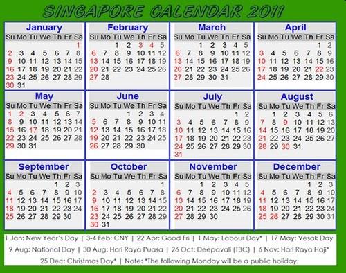 Singapore Property Blog (Buy / Sell / Rent) 新加坡房地產部落格 - 買屋-2021 Sri Lankan Calendar With Mercantile Holidays