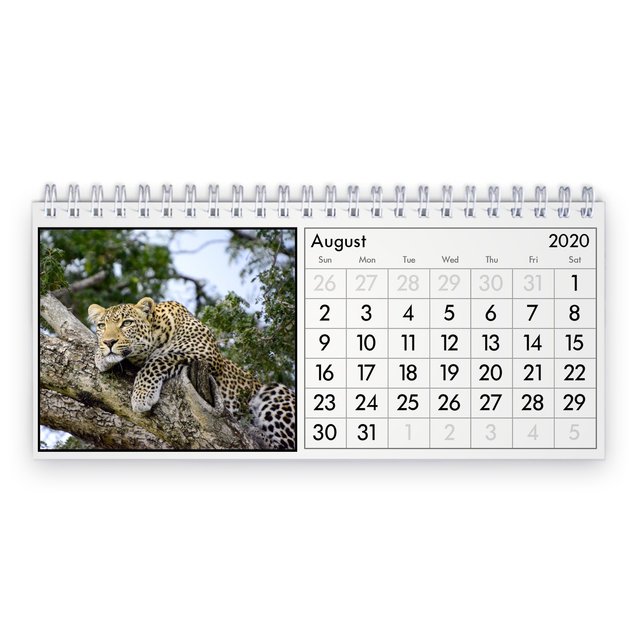 South Africa 2021 Desk Calendar-2021 Calendar South Africa