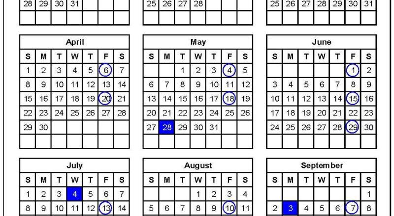 Usps Payday Calendar - Template Calendar Design-Bi-Weekly Pay Calendar 2021