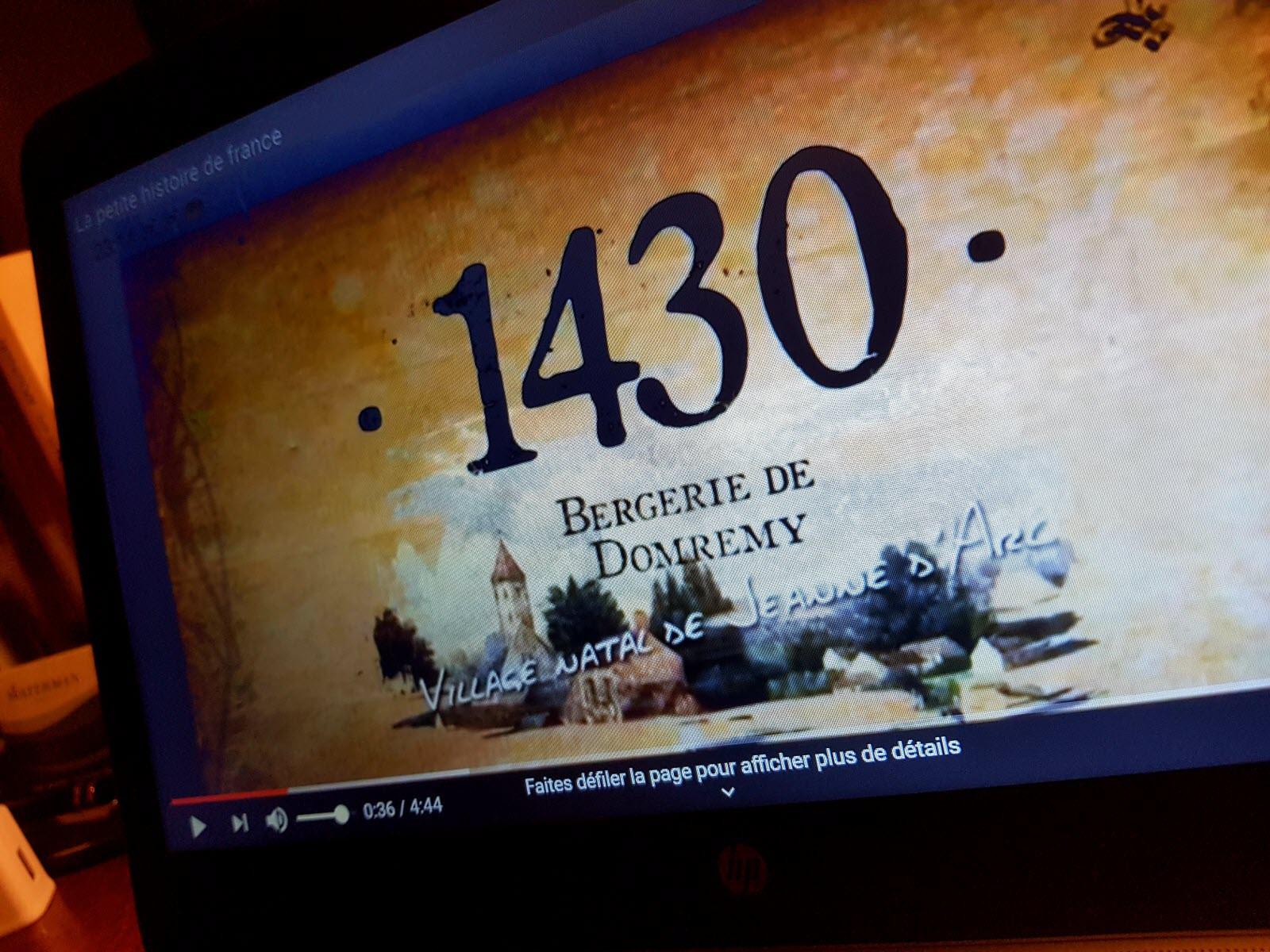 Vosges. Domrémy-La-Pucelle Dans Une Série Produite Par-Louisiana W9 2021