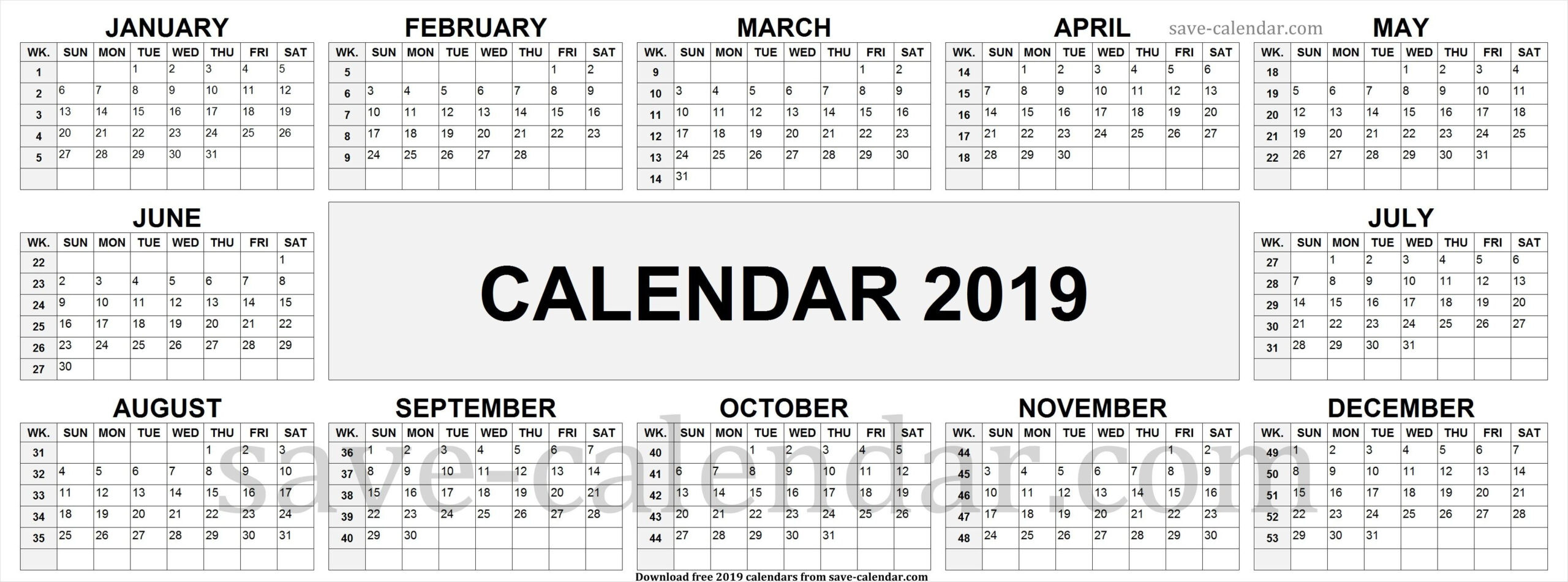 Yearly Week Number Calendar Excel   Calendar Printables-Rut In Wv 2021