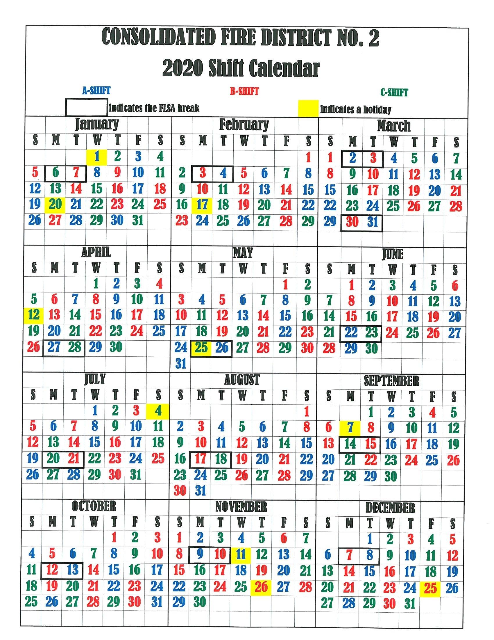 2020 Dupont Shift Schedule | Avnitasoni-Shift Schedule Template 2021