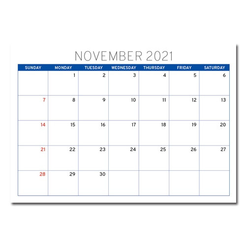 2021 A4 Calendar 12 Month Template   Free Download   Pdf Jpg-Free Print 2021 Calendars Without Downloading
