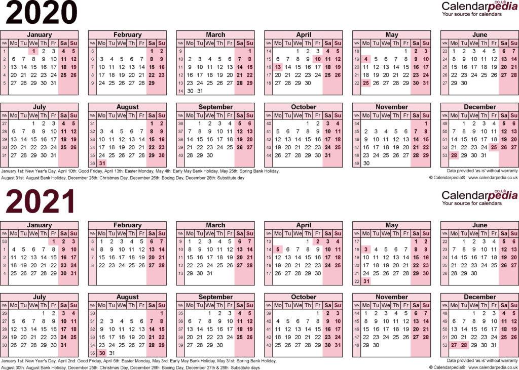 2021 Biweekly Payroll Calendar Template Excel | 2021 Excel-2021Biweekly Payroll Calendar Template