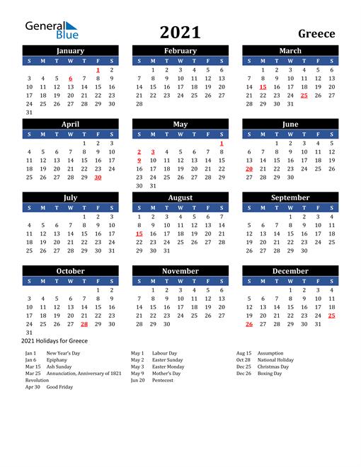 2021 Calendar - Greece With Holidays-Philippine 2021 Calendar.pdf