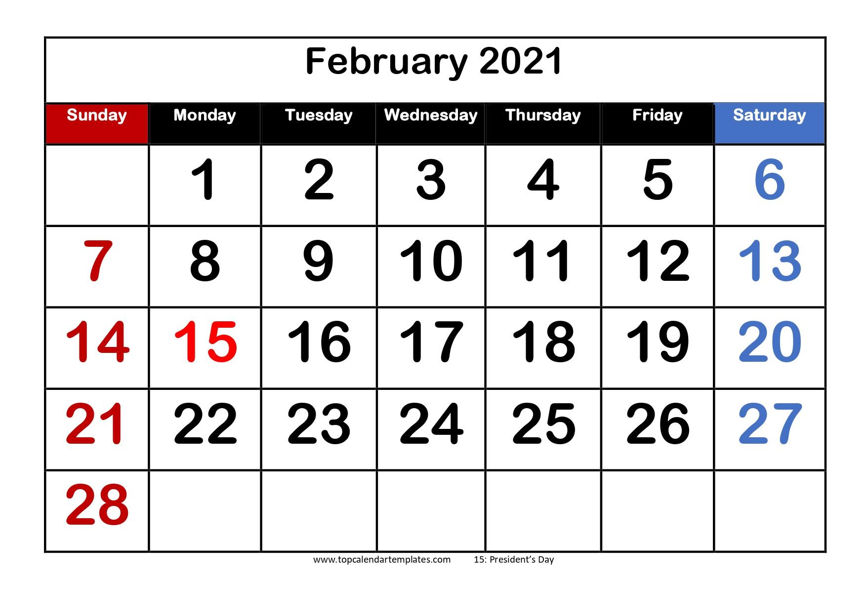 2021 Calendar Templates Editable By Word : Editable-Microsoft Word Calendar Template 2021