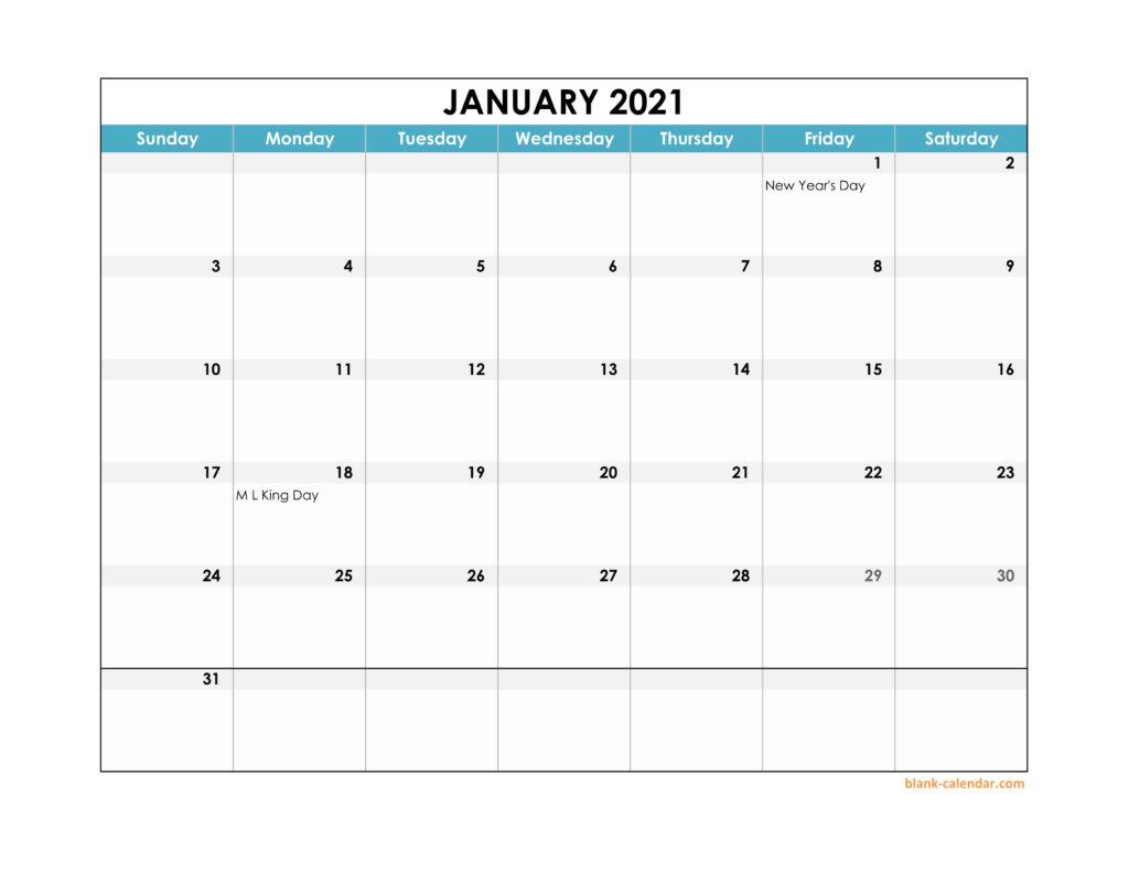 2021 Leave Calendar Excel - Printablecalendarsfor2021-2021 Excel Calendar Employee Leave