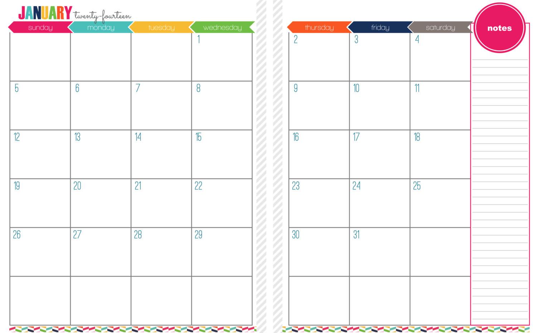 5 Best Two-Month Calendar Printable - Printablee-2021 Monthly Calendar 2 Page Per Month Printable