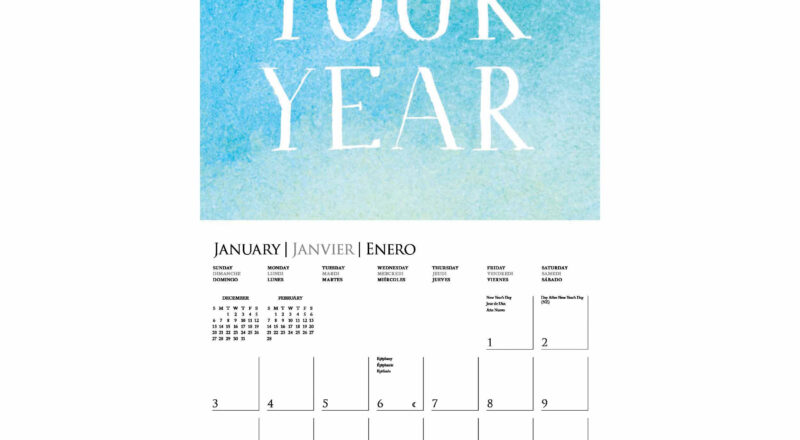 Best Day Ever Mini Calendar 2021 At Calendar Club-Day To Day Calendar 2021