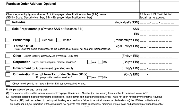 Blank W 9 Form 2021 Calendar Template Printable - W9 Form-2021 W9 Blank Form