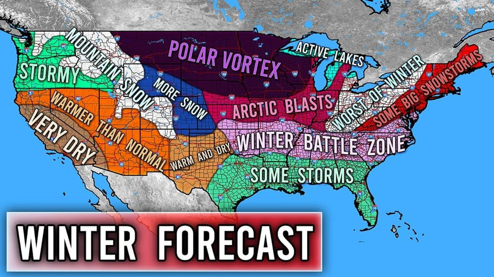 Direct Weather First To Issue 2020-2021 Winter Forecast-Northwest Louisiana 2021 Rut Prediction