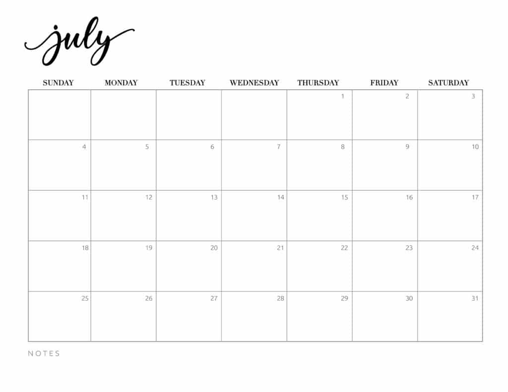 Free Printable 2021 Calendar - World Of Printables-2021 Calendar Squares To Rpint
