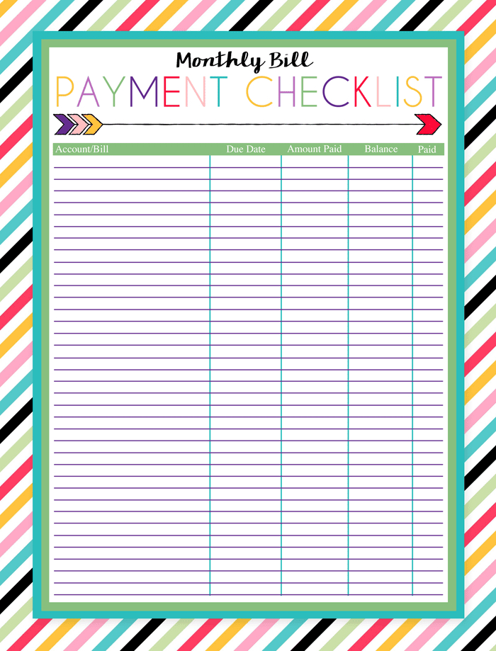 Free Printable Bill Pay Calendar Templates-Bill Payment Calendar 2021