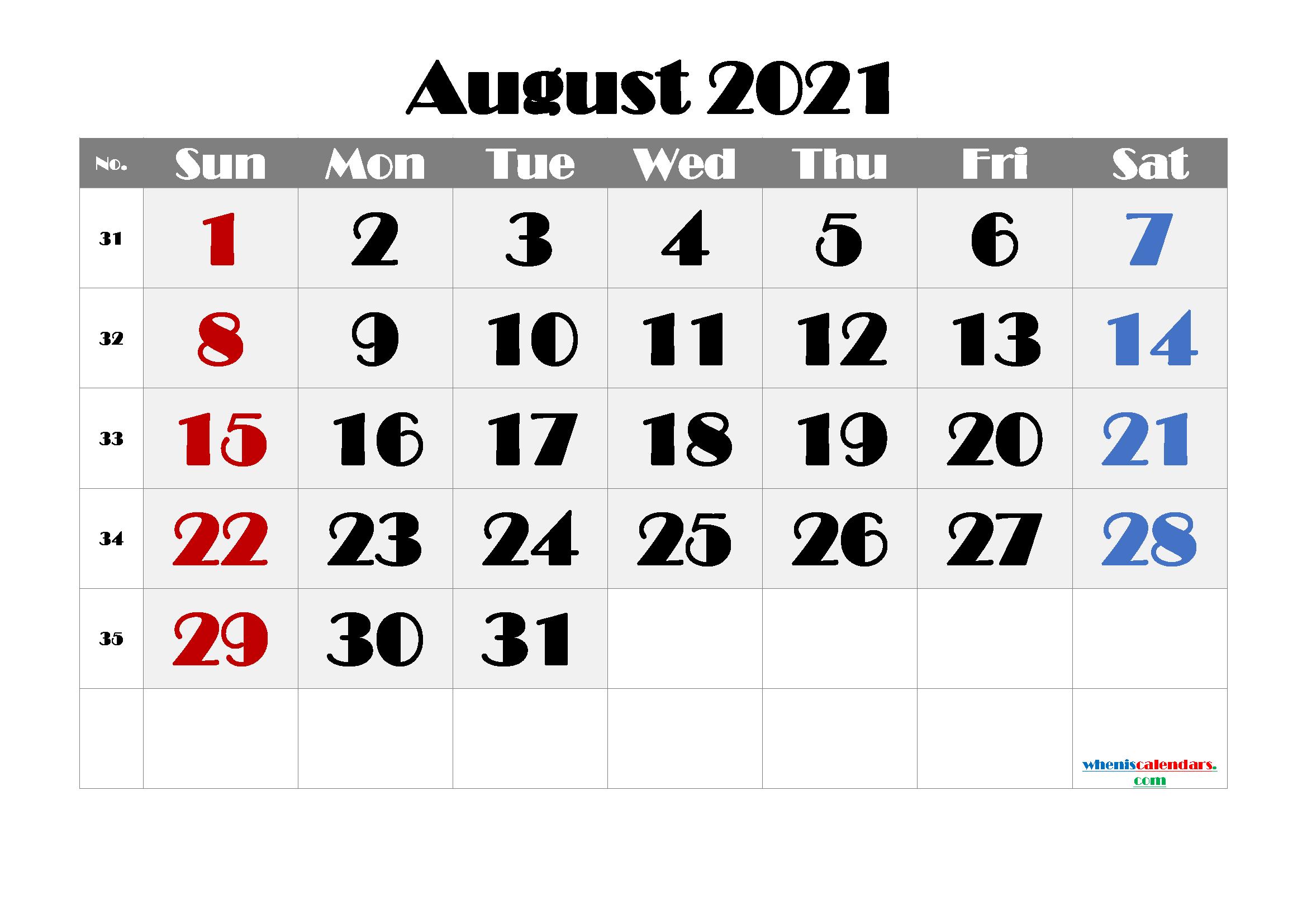 Free Printable Calendar August 2021 2022 And 2023-2021 2022 2023 Printable Calendar