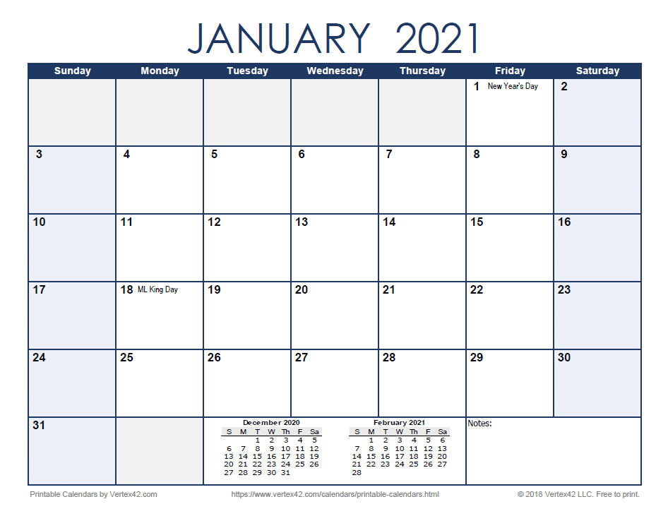 Free Printable Calendar - Printable Monthly Calendars-2021 Calendars To Fill In And Print
